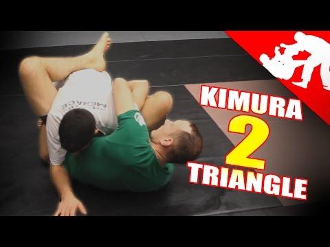 Kimura to Triangle Choke