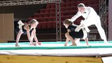 WU14- 35kg Girls - Semi-Final - Lachkova Nina (RUS) vs Ermolova Aleksandra (RUS) (Gold Medal)