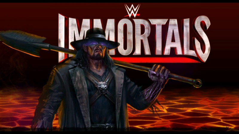 WWE Immortals - The Deadman Undertaker