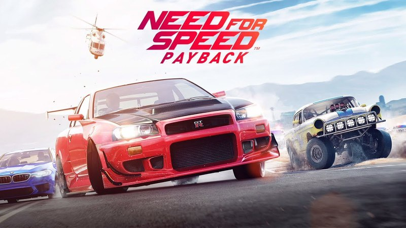 ПРОХОЖДЕНИЕ NEED FOR SPEED: PAYBACK ЗАДАНИЕ АГЕНТ