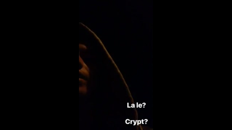 Crypt la le soon [BARZ]