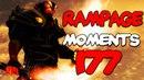 Dota 2 Rampage Moments Ep 177