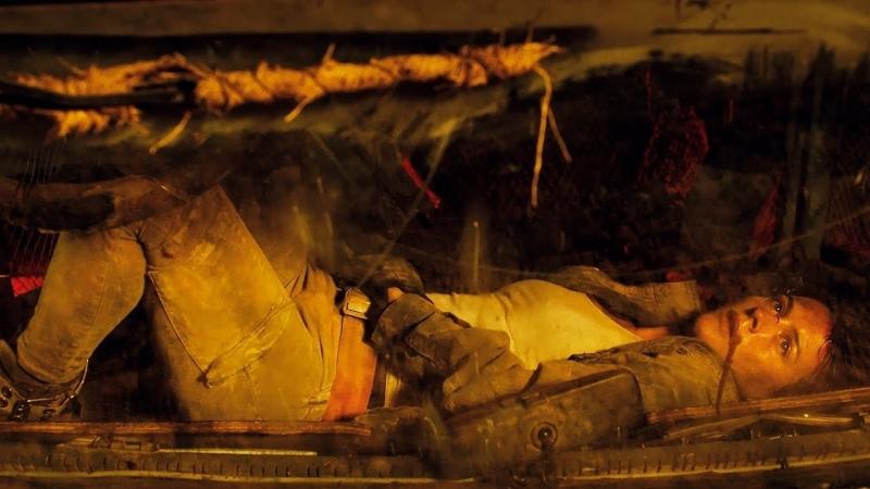 Выжившие — Русский трейлер (2018) / Франция / Hostile / ужасы / драма / Грегори Фетусси / Бриттани Эшворт / Джей Бенедикт