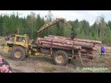 Skogens Veteraner 12 September 2015 Maskiner i arbete