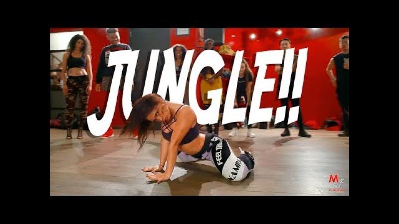 SONNY Jungle Choreography by @NikaKljun