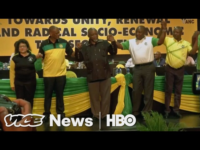 "South African Advocacy Take a Knee My Ass"" VICE News Tonight Full Episode HBO"