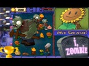 Plants vs. Zombies - Puzzle I, Zombie || Me Smash! (Android Gameplay HD) Ep.109