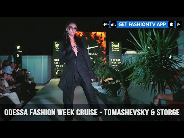 Odessa Fashion Week Cruise - Tomashevsky Storge | FashionTV