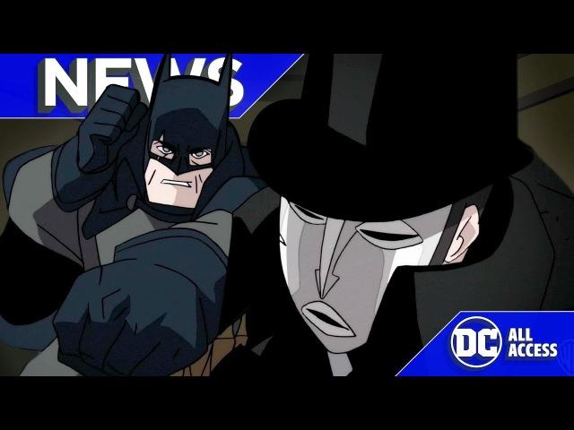 GOTHAM BY GASLIGHT Exclusive Clip! WHITE KNIGHT Reinvents Joker