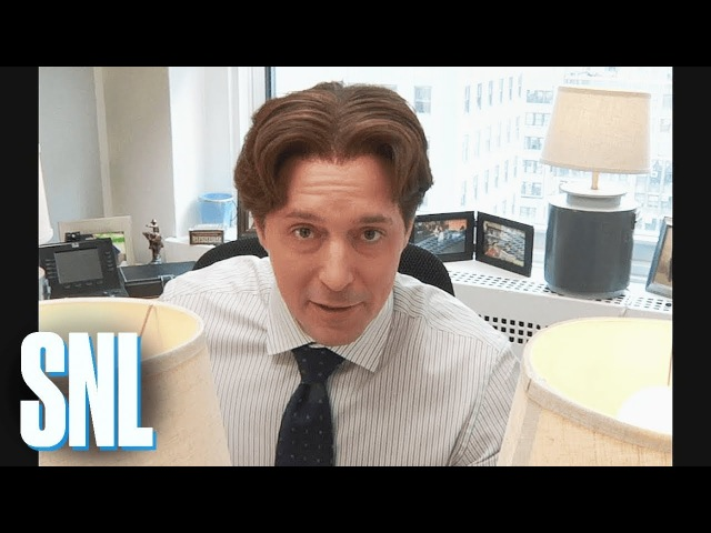 Undercover Office Potty - SNL
