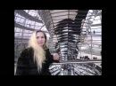 В Берлине в Рейхстаге Елизавета Романова-жена Президента РФ В.В.Путина в Новом 2018 году!