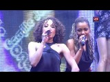 Ida Corr &amp Camille Jones - Let Me Think About It (Live @ Club Drive) (2008)