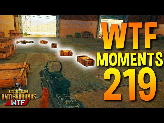 PUBG Daily Funny WTF Moments Highlights Ep 219 (playerunknowns battlegrounds Plays)