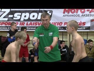 SPORT1: Čempionai LT - Grappling Zarasai 2015 - 1 dalis