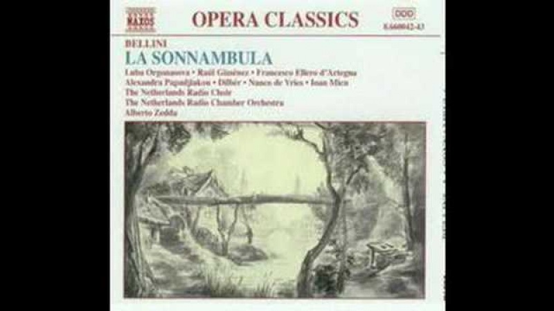 Luba Orgonasova - La Sonnambula highlights