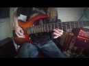 Trivium - Torn Betweend Scylla And Charybdis Guitar and Bass Cover | Lars Gygax