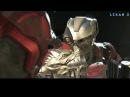 Injustice 2 - Красный Колпак против Дэдшота - Intros Clashes rus