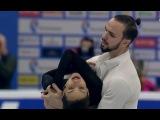 Ksenia Stolbova | Fedor Klimov SP 2017 GP Rostelecom Cup
