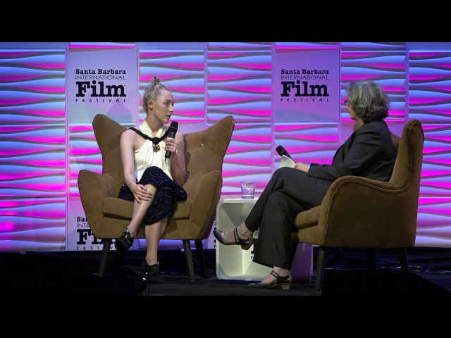 SBIFF 2018 Saoirse Ronan Discusses Mastering Accents