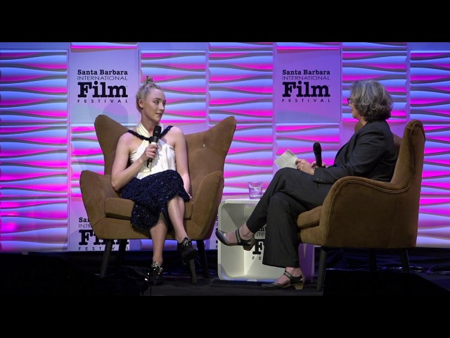 SBIFF 2018 Saoirse Ronan Discusses The Lovely Bones Auditioning