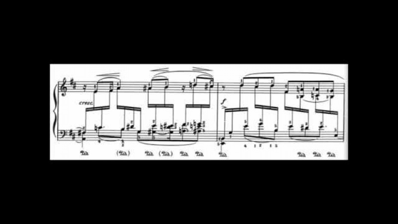 Leopold Godowsky - Elegy for the left hand alone (GODOWSKY'S 145TH BIRTHDAY TRIBUTE)