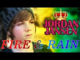 Fire and Rain  James Taylor  (Cover by  Jordan Jansen)