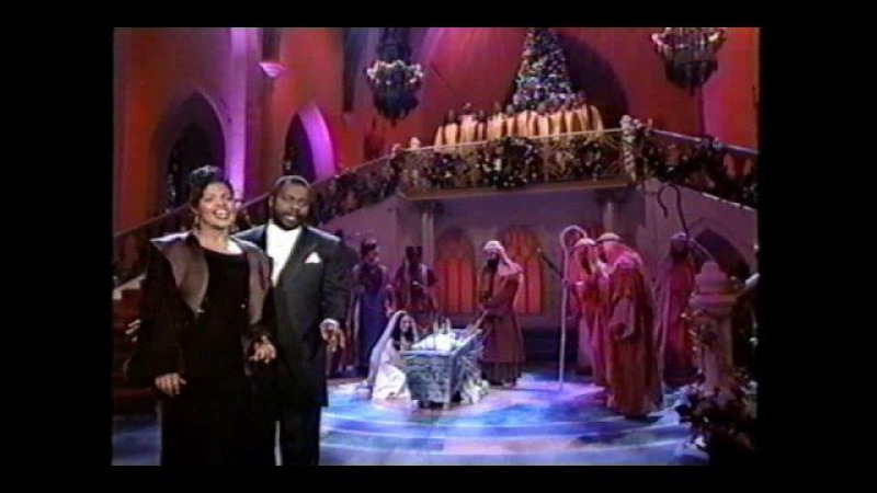 BeBe CeCe Winans - THE FIRST NOEL (1993 TV Special)