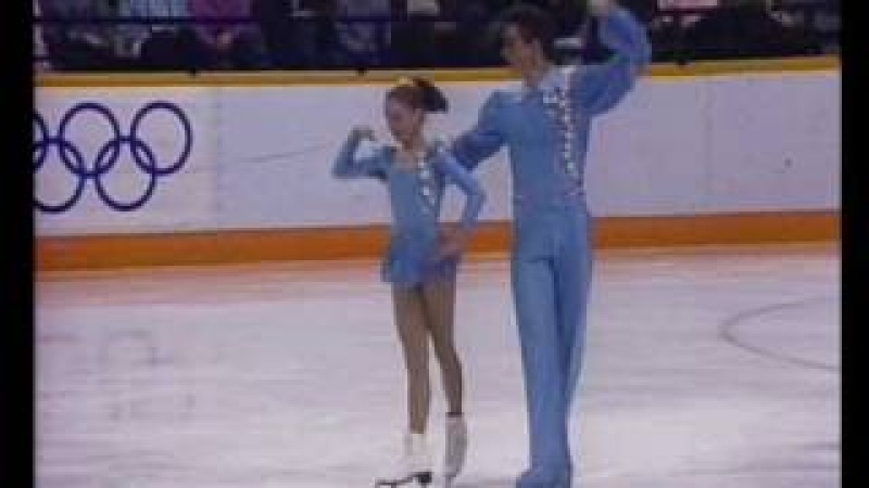 Gordeeva Grinkov - 1988 Olympics LP - Classical Medley