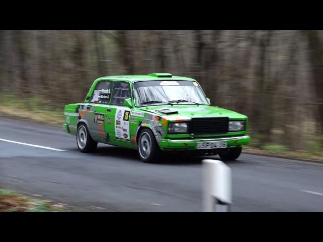 Németh-Márton Certa Rallysprint 2017| Versenyzői film