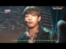Eng Sub 151212 Show Champion Backstage BTS V Jin Cut 1 2