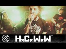DROWN IN GREY NEVER AGAIN HARDCORE WORLDWIDE OFFICIAL D I Y VERSION HCWW