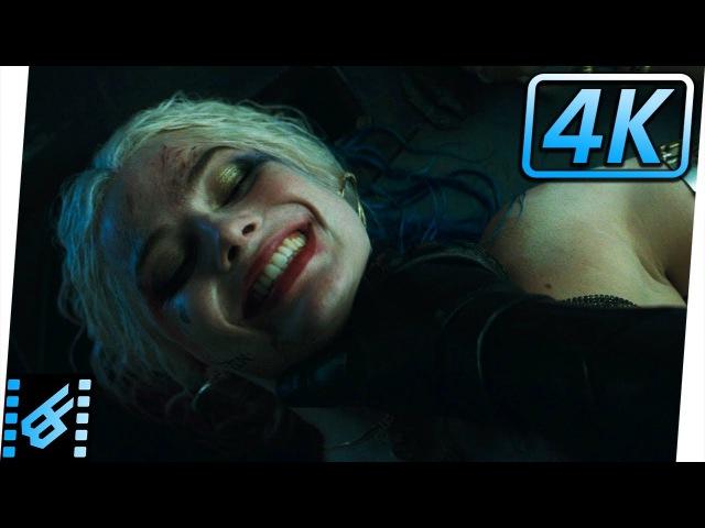 Batman Chasing Harley Quinn Joker | Suicide Squad (2016) Movie Clip