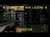$ GEORGE DA HVH LEGEND $ - SKEETER (ROCKSTAR PARODY)