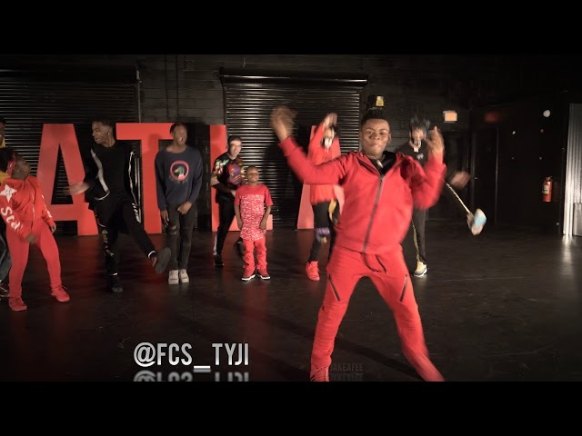Ayo Teo Gang | Rich The Kid - New Freezer ft. Kendrick Lamar (Official Dance Video)
