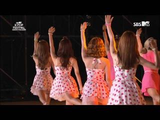 Live HD   130615 SECRET - YooHoo & Shy Boy & Love Is Move @ SBS K-POP Festival 2013 Live In Kumamoto