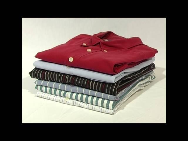 Складыватель одежды и белья