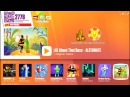Just Dance Now - All About That Bass (ALTERNATE) by Meghan Trainor [5 stars]