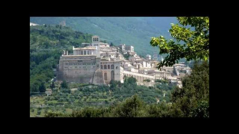 Cammino di San Francesco - Franziskusweg - La Verna - Assisi - Rieti - Greccio - Roma