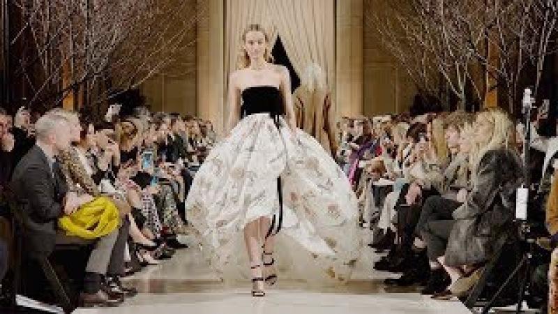 Oscar de La Renta | Fall Winter 2018/2019 Full Fashion Show | Exclusive