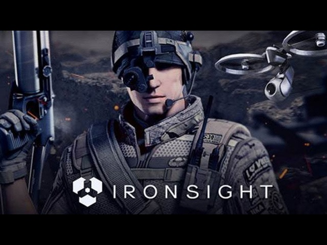 Ironsight [OBT] - Bambucho - Захват флага