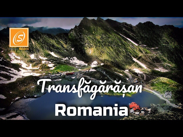 Transfagarasan - Vidraru and Balea Lake, Romania (2014) - водопад Балеа (Быля), Румыния