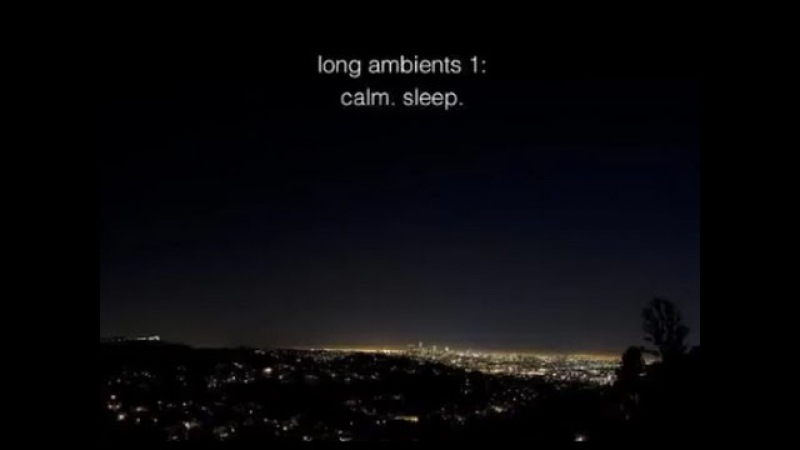 Meditation, Long Ambient Music, 4 hours ( Moby Full Album 2016 )