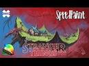 SpeedPaint (SAI) Очень странные дела / Stranger things