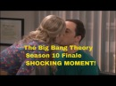 The Big Bang Theory Season 10 Finale Ending! must watch!