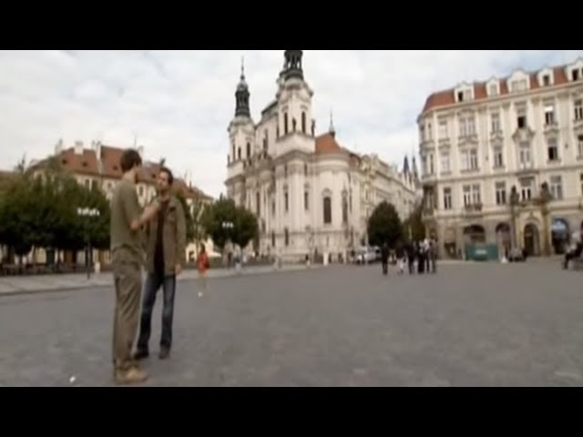 Города подземелья подземелья 3 рейха в современной Праге