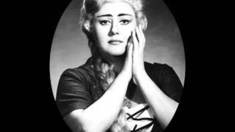 Gounod: Plus grand dans son obscurité (La reine de Saba) - Régine Crespin