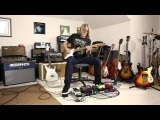 Andy Timmons demo of JHS Pedals AT Channel Drive pedal