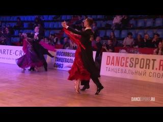 Нугаев Виктор - Рудакова Василиса, Final English Waltz