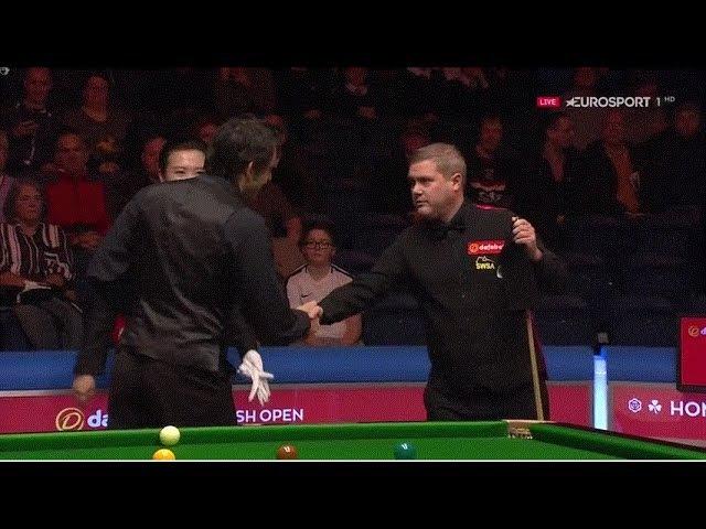 Ronnie O'Sullivan v Robert Milkins | FULL MATCH | Round 2 | Scottish Open 2017 Snooker