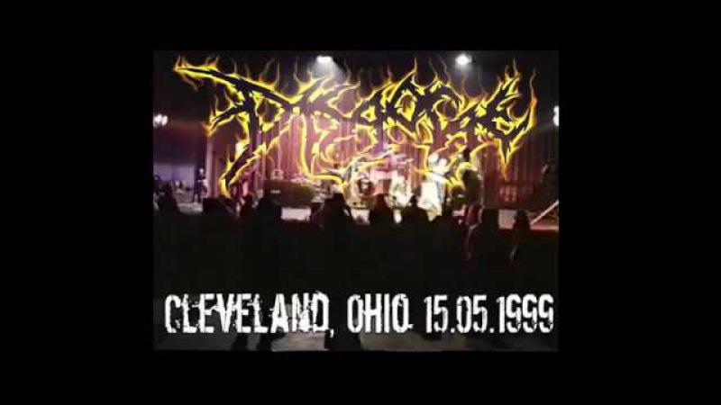 Disgorge LIVE - Cleveland, OHIO, USA, 15.05.1999 - with Matti Way - Dani Zed